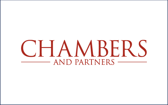 7 Band 1 Practice Areas and 22 Ranked Lawyers by Chambers and Partners Global 2021